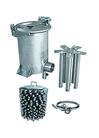 Iron Removal Filters PZ 200-306 and PZ 306 PLUS