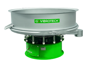Vibrating sieves for liquids